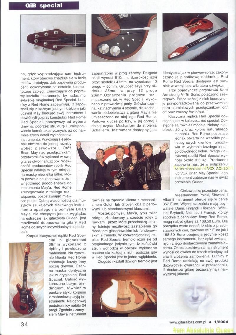 Gitara i bass nr 1/2004 cz.3 part 3