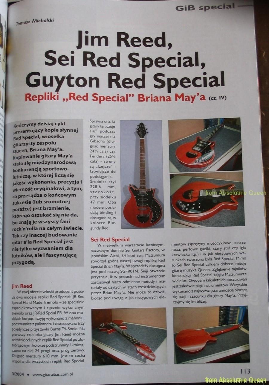 Gitara i bass nr 3/2004 cz. 4 part 1