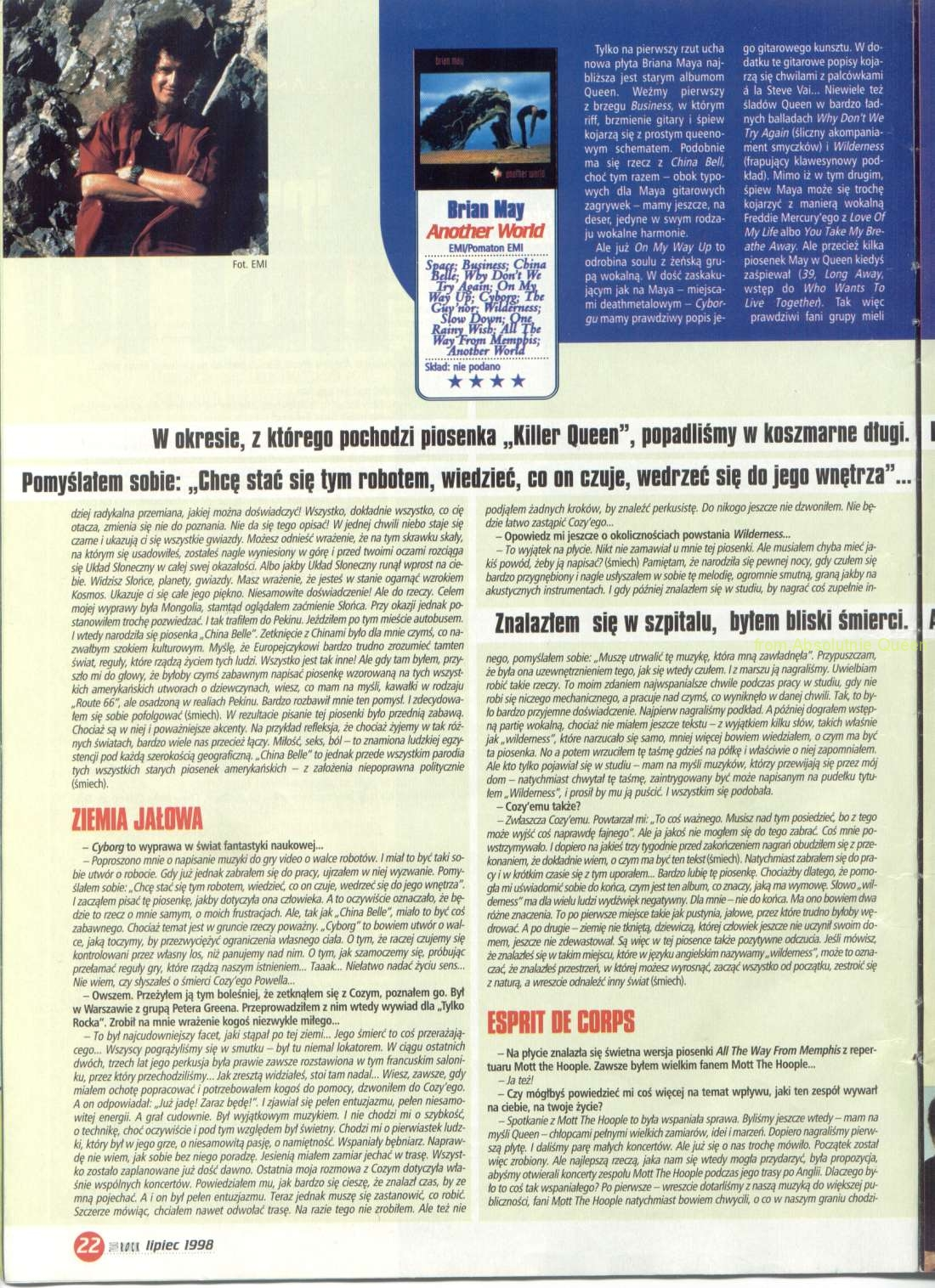 Tylko Rock 07/1998 cz.3