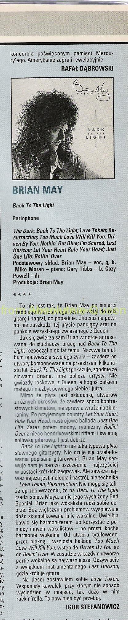 Tylko Rock 1992