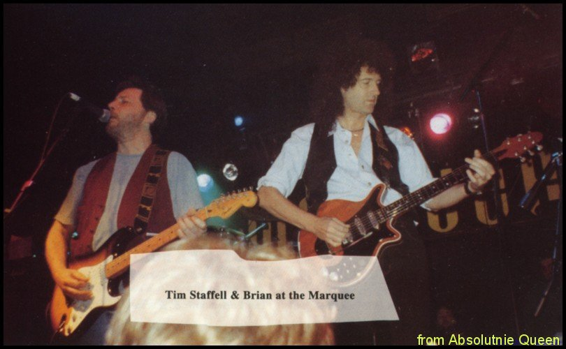 1992-12-22 The Marquee Club