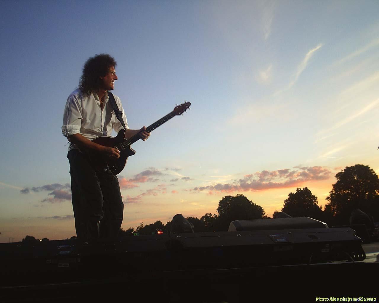 2005 Brian May