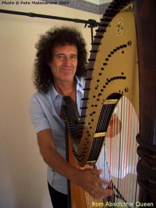 2005-07-25 Brian May