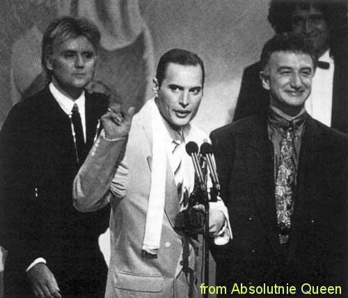 1990-02-19 BRIT AWARD