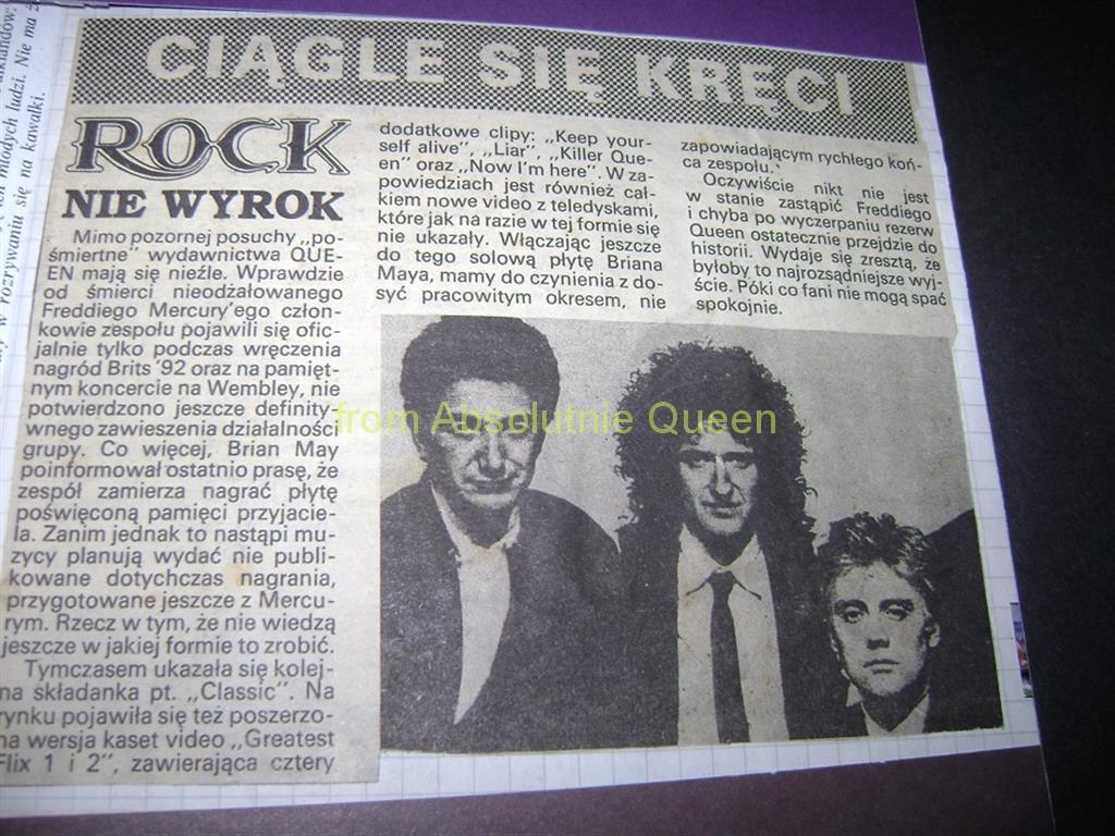 kurier 1992