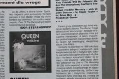 Tylko rock 09/1992 Wembley cz. 1
