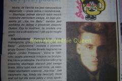 Vannila ice i queen - SWIAT MŁODYCH 1990 R.